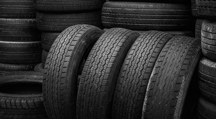 Blemished Tyres