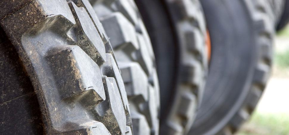 Eathmoving Tyres