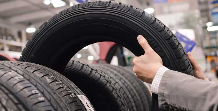 Buying tyres